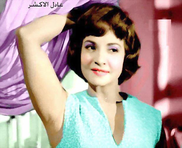 صور الفنانة شادية زمااااااااااان بالوان عادل الاكشر  - صفحة 2 335469418