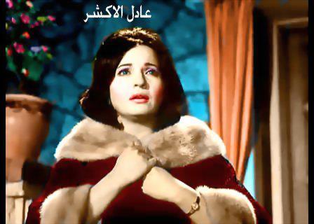 صور الفنانة شادية زمااااااااااان بالوان عادل الاكشر  - صفحة 2 356722620