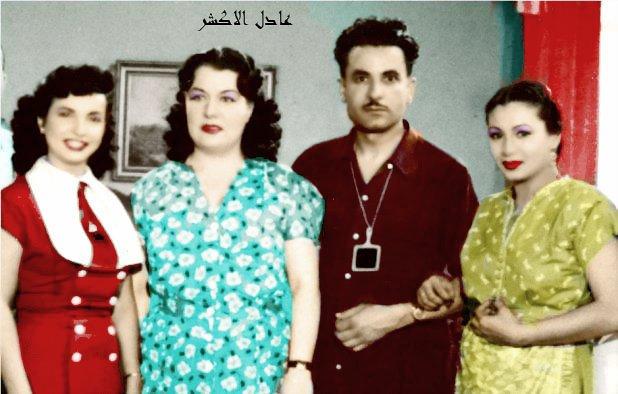 صور الفنانة شادية زمااااااااااان بالوان عادل الاكشر  - صفحة 2 701787736