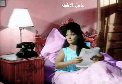 صور الفنانة شادية زمااااااااااان بالوان عادل الاكشر  - صفحة 2 494854979