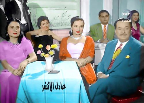 صور الفنانة شادية زمااااااااااان بالوان عادل الاكشر  - صفحة 5 468132081