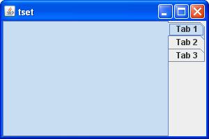التعامل مع العناصر الرسومية فى الجافا باستخدام الشفرة (العنصر JTabbedPane) 581933696