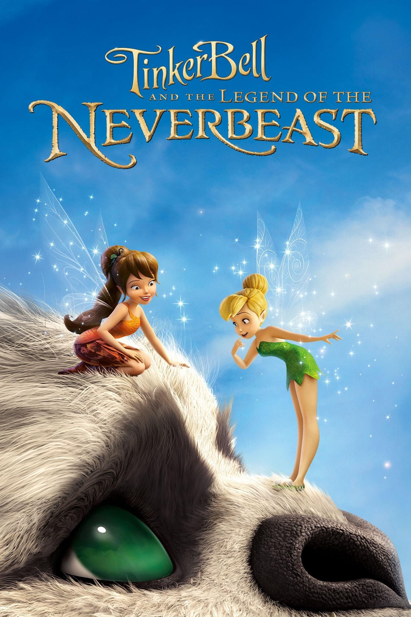 Tinker bell and the legend of the neverbeast 2014 938553881