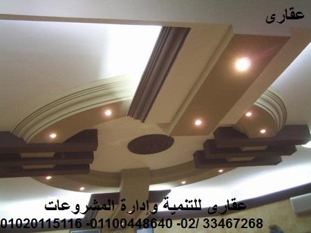 شركات ديكور في مصر (شركه عقاري للتنميه واداره المشروعات 01100448640 )   918712354