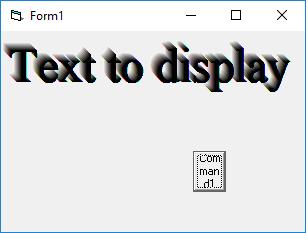 إنشاء نص ثلاثي الابعاد 3D Text  698467125