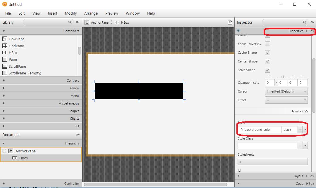 [JavaFx] تعلم JavaFx باستخدام Scene Builder ..مقال 2 _ تطبيقك الاول إنشاء الة حاسبة 679187478