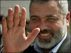 Ismail Haniyeh - Prime Minister Palestine  Image1419347g