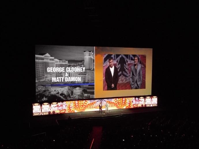 George Clooney at CinemaCon presenting Suburbicon 693f7a02ly1fe3g1w6ostj20zn0qotdg