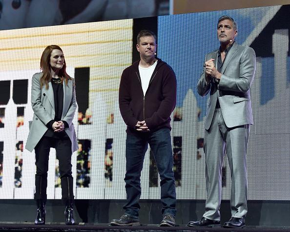 George Clooney at CinemaCon presenting Suburbicon 697b3ffbly1fe3jmvlt95j20gi0d7jxr