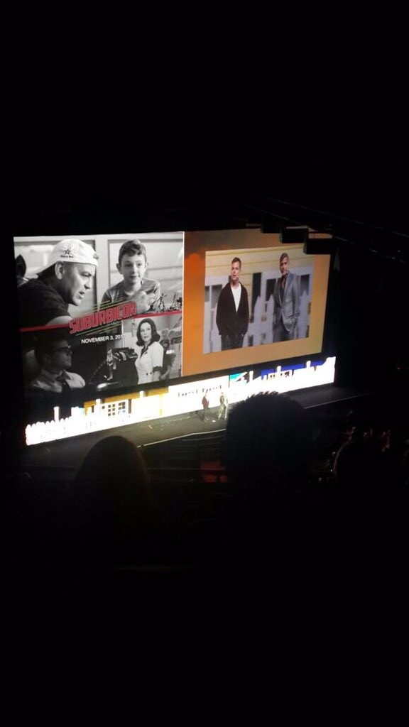George Clooney at CinemaCon presenting Suburbicon 693f7a02ly1fe418hp2waj20g00sgdgo