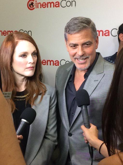 George Clooney at CinemaCon presenting Suburbicon 697b3ffbly1fe3jhvginxj20e60iwtav