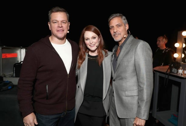 George Clooney at CinemaCon presenting Suburbicon 693f7a02gy1fe416467fjj20h00bkdgf