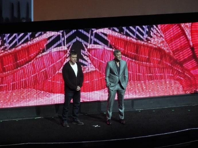 George Clooney at CinemaCon presenting Suburbicon 693f7a02ly1fe3g1xbnmcj20zn0qownn
