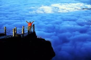致爱?西江&梵净山—让旅行,升温爱/用镜头,铭记爱  9649b719gy1fuin514fh8j209p06egll