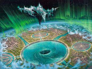 Великий полярный Водоворот. Странные явления — наследие Гипербореи? 61QDE2hgGVQ