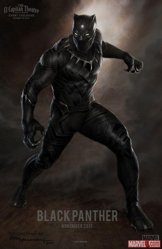 "FILM >> ""Pantera Negra"" (Marvel, 2018) 544fe3109623b"
