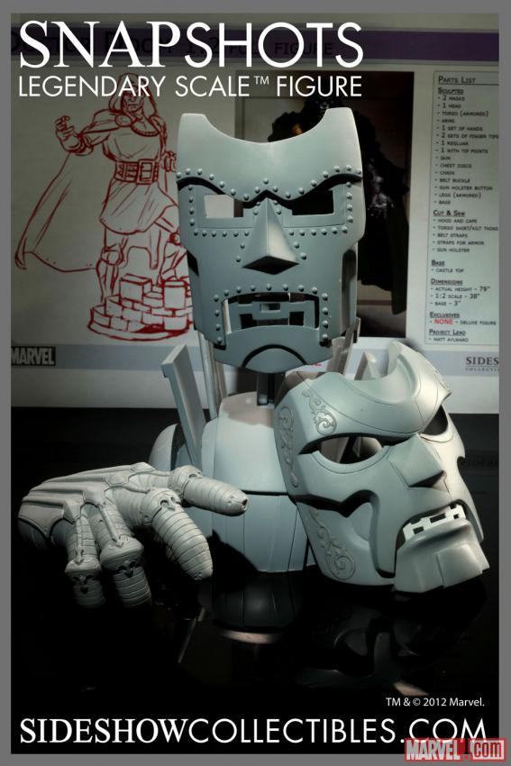[SideShow] Dr.Doom Legendary Scale Figure - LANÇADO!!! 4fd61052c73b3