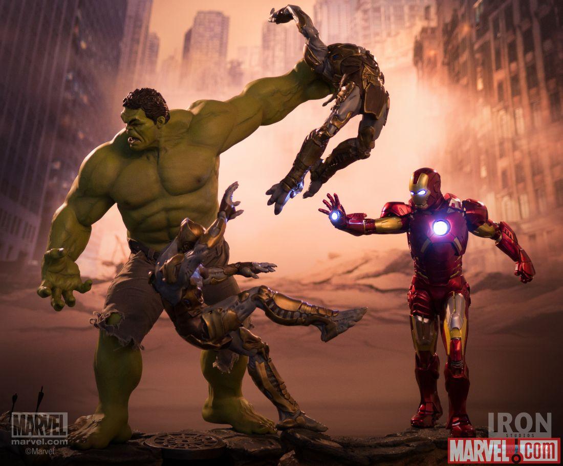 [Iron Studios] The Avengers Diorama Battle Scene - Página 6 53446d76d7ded