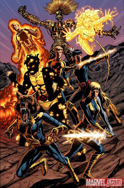 """[Lo que se viene] """"New Mutants"""" 4c33997c1aecb"""