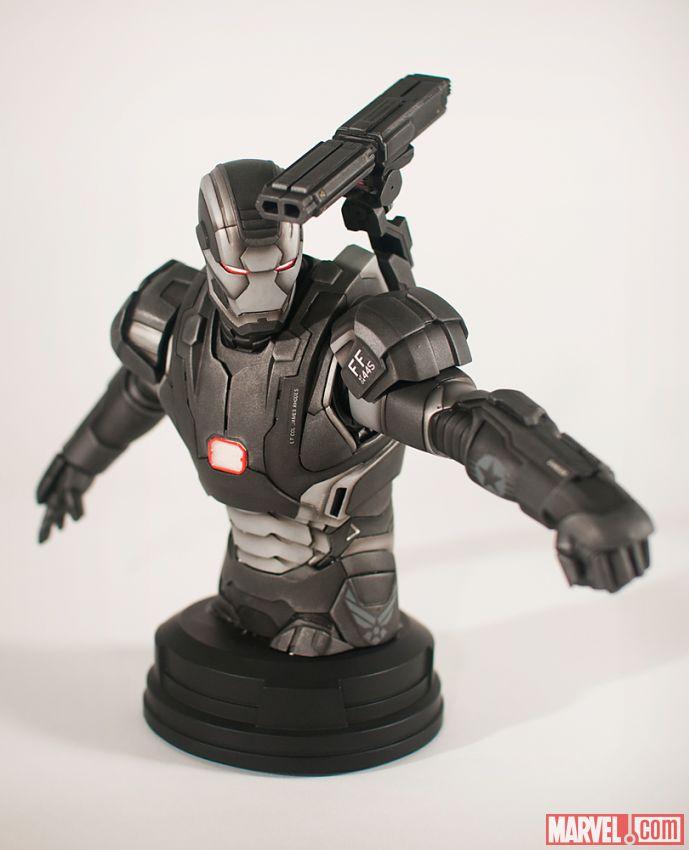 [Iron Studios] Iron Man 3: War Machine - 1/10 scale - Página 2 51bb5e239bbff