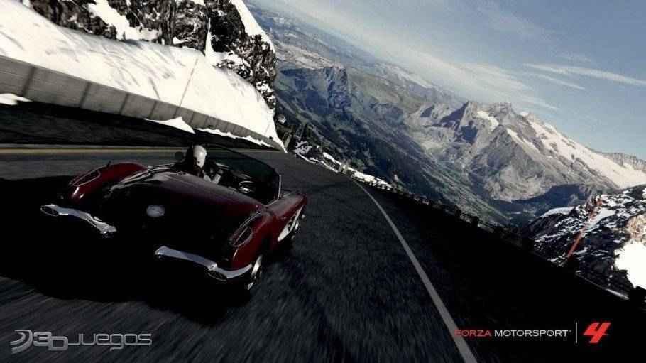 اللعبة المنتظرة Forza Motorsport 4 نظام PAL صيغة XGD3  Di-PKPM