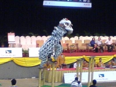 13 Malaysia National Lion Dance Championship sơ bộ Vòng Ngày 2 Z117277993