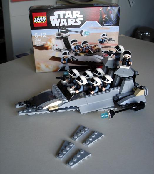 La Trilogie par LEGO W127454212