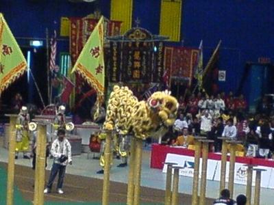 13 Malaysia National Lion Dance Championship sơ bộ Vòng Ngày 2 Z117278310