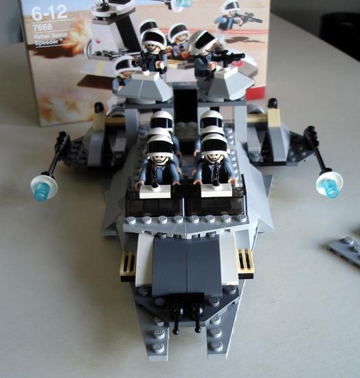 La Trilogie par LEGO W127454217