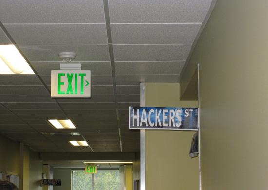 """Bên trong """"pháo đài"""" thí nghiệm Internet Explorer IE-Lab-3"""