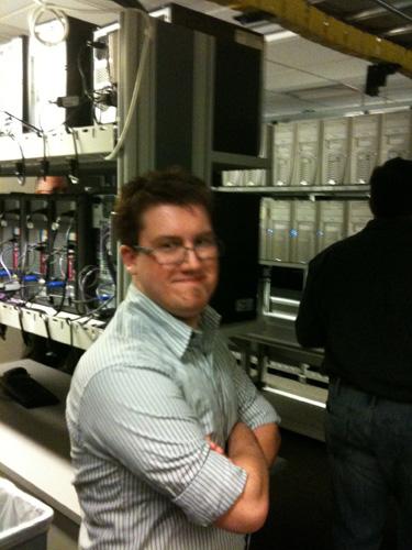 """Bên trong """"pháo đài"""" thí nghiệm Internet Explorer IE-Lab-9"""