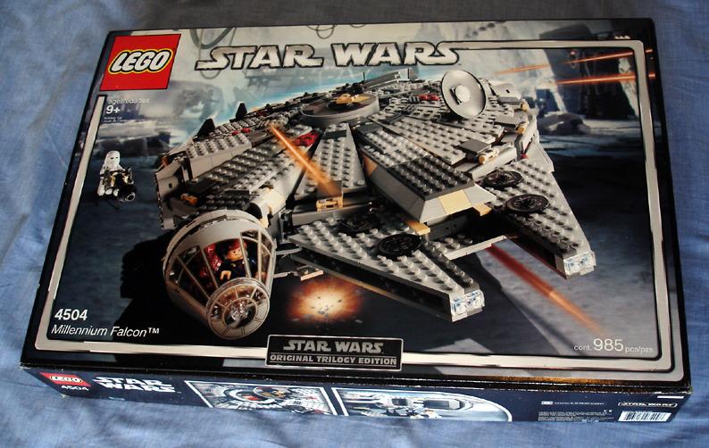 La Trilogie par LEGO W116582059