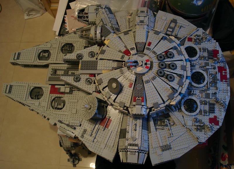 La Trilogie par LEGO W116582157