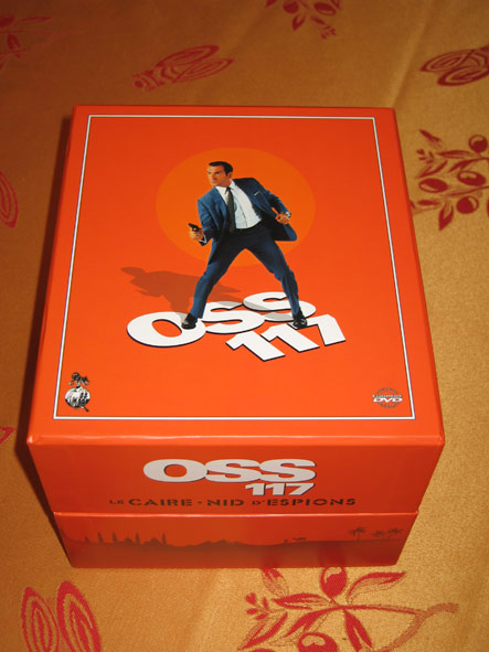 OSS 117 : Limited Edition...7 Novembre 2006 - Page 2 Oss1