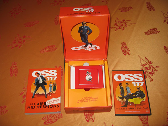 OSS 117 : Limited Edition...7 Novembre 2006 - Page 2 Oss3