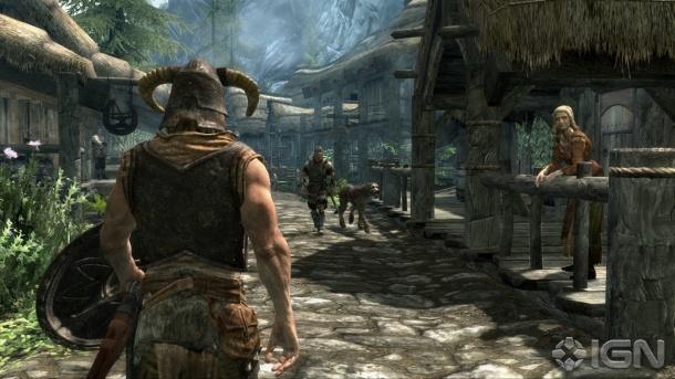 Számítógépes és videojátékok The-elder-scrolls-v-skyrim-20110422081903810-000