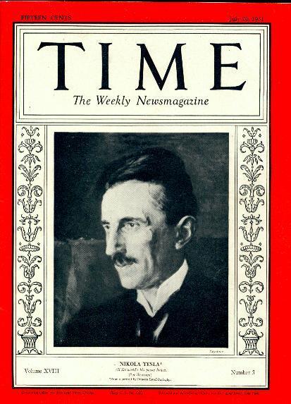Nikola Tesla W28610096
