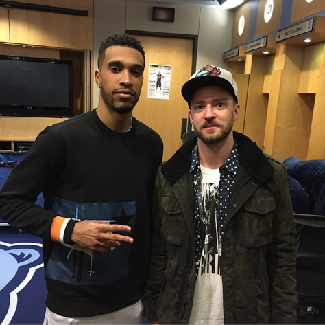 ¿Cuánto mide Justin Timberlake? - Altura - Real height Courtney-lee-n-timberlake