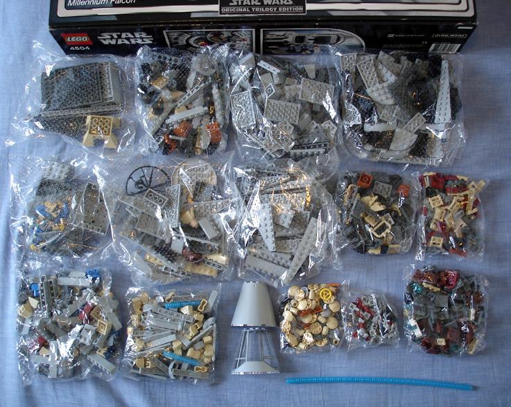 La Trilogie par LEGO W116582853