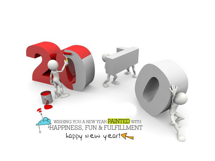 Happy birthday The wind and happy new year! New-year14