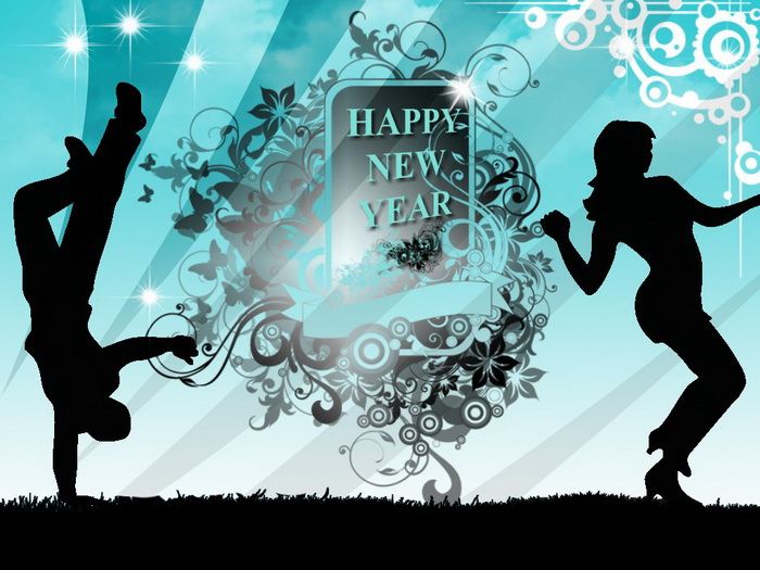 Happy birthday The wind and happy new year! New-year19