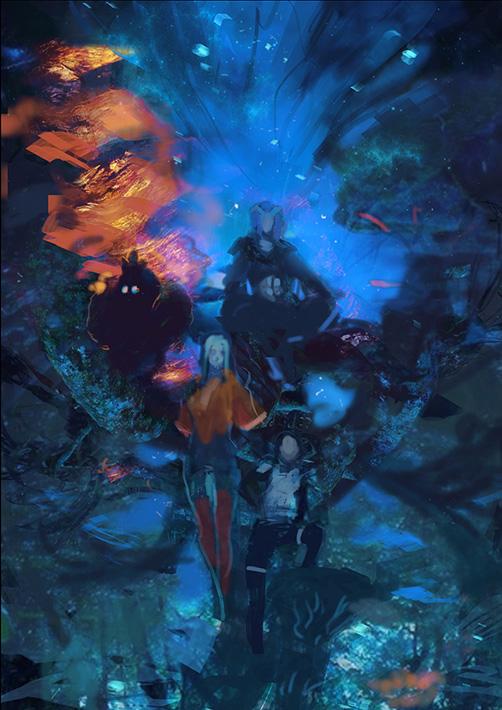 Xenoblade Chronicles X Wii U Set G_img_tsukamoto02