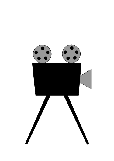 Chara de proyector Proyector