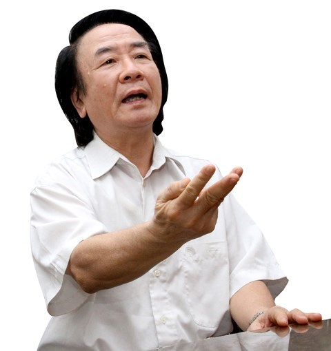 Câu lạc bộ Tuổi Trẻ: Giao thông như 'trận đồ bát quái', cấm xe cá nhân quá khó! Nguyen-xuan-thuy-1480633672