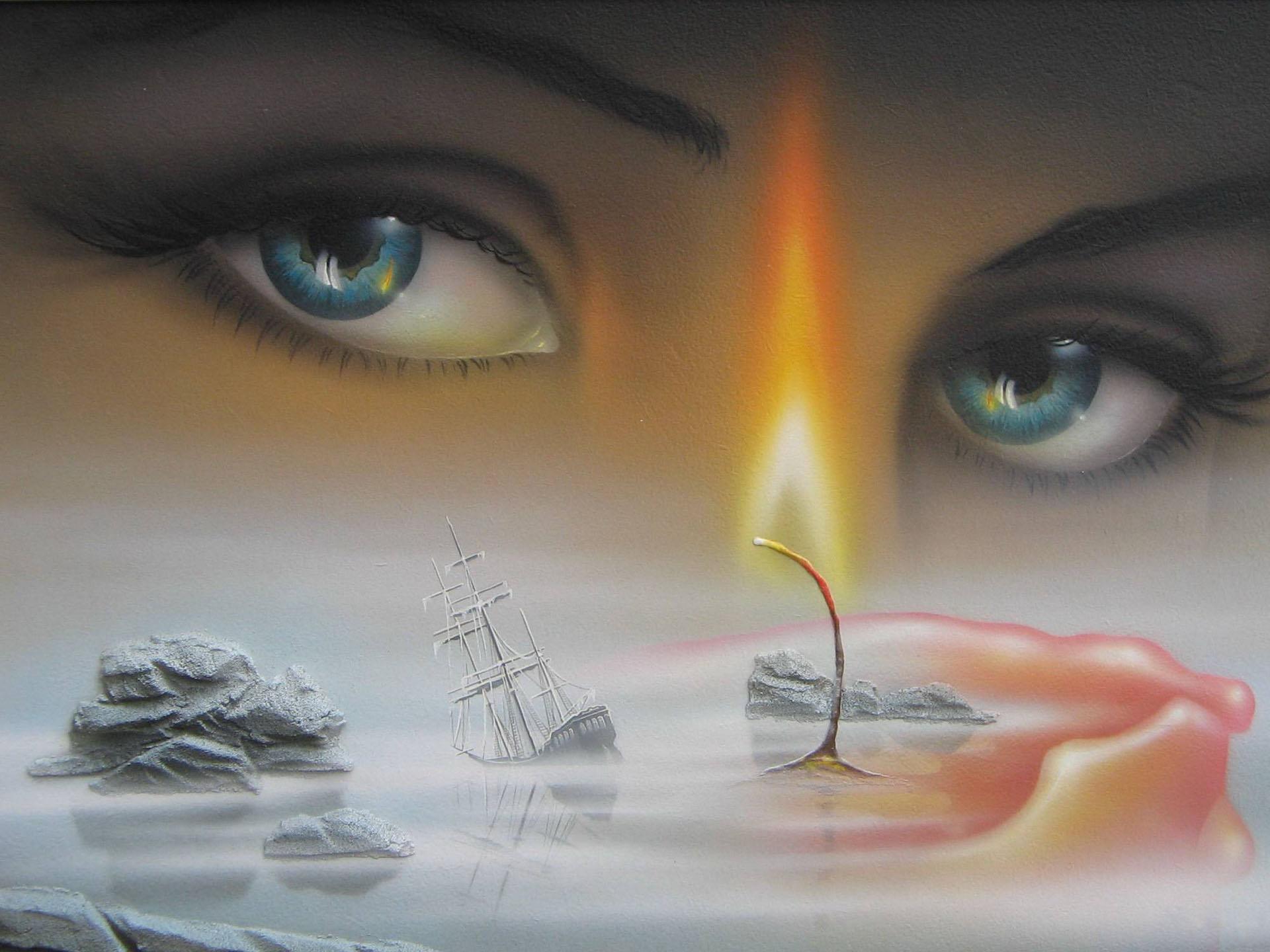 Что такое Удалённое видение. Подборка статей Glazza