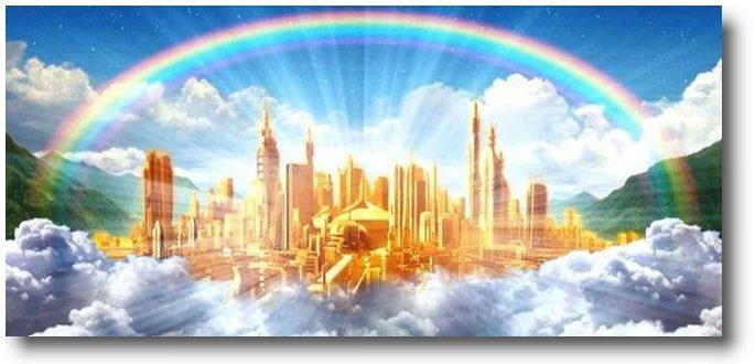 На Земле / Гайе – Золотой Век! Врата Рая раскрываются! 1-6