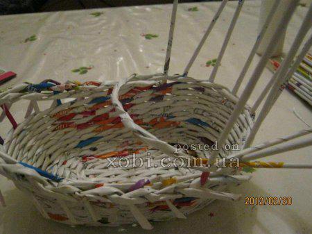 Яйца и другие плетенки из газет 1332335261_268