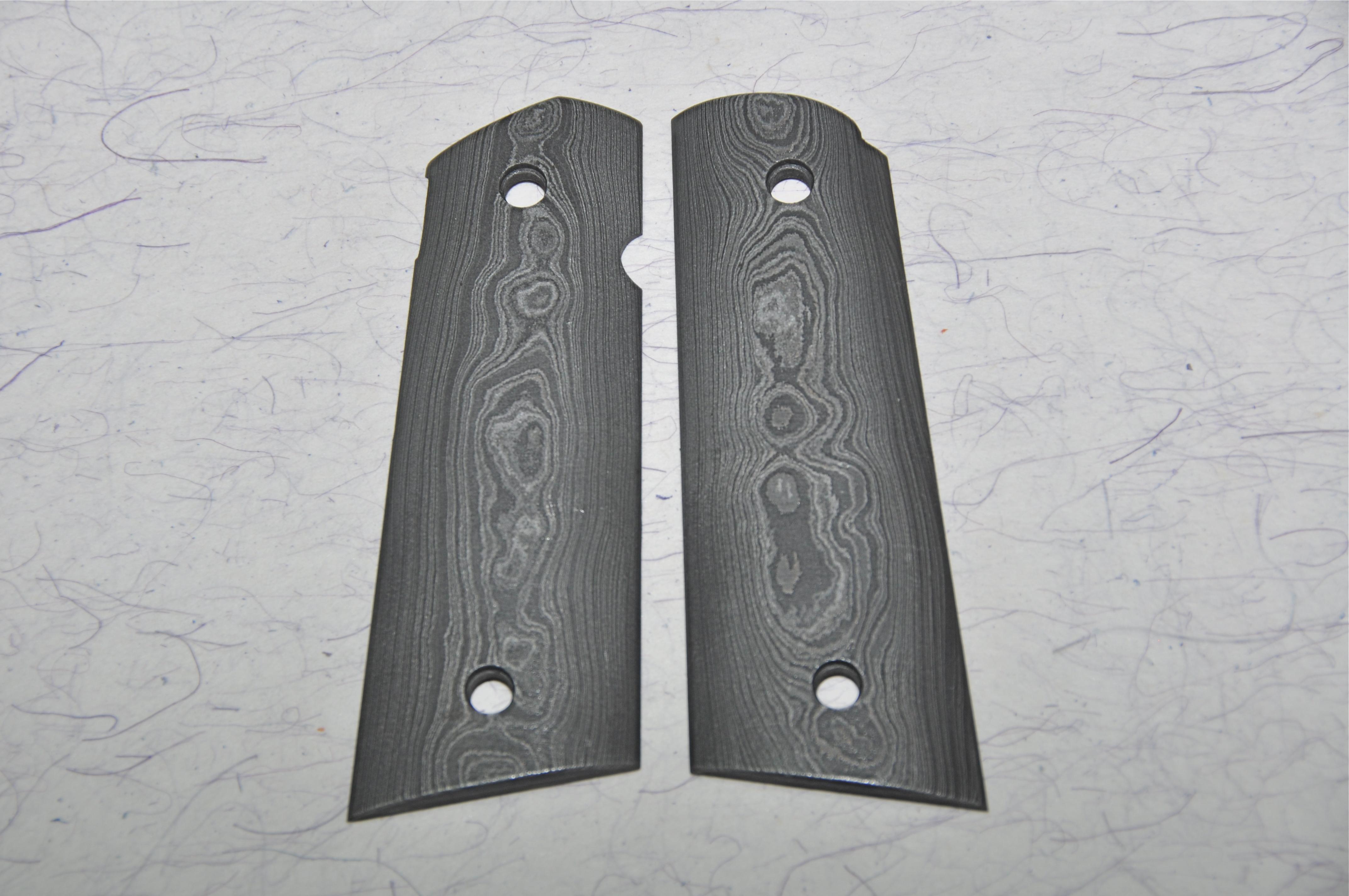 Plaquettes pour Colt 1911 Custom-knives-051