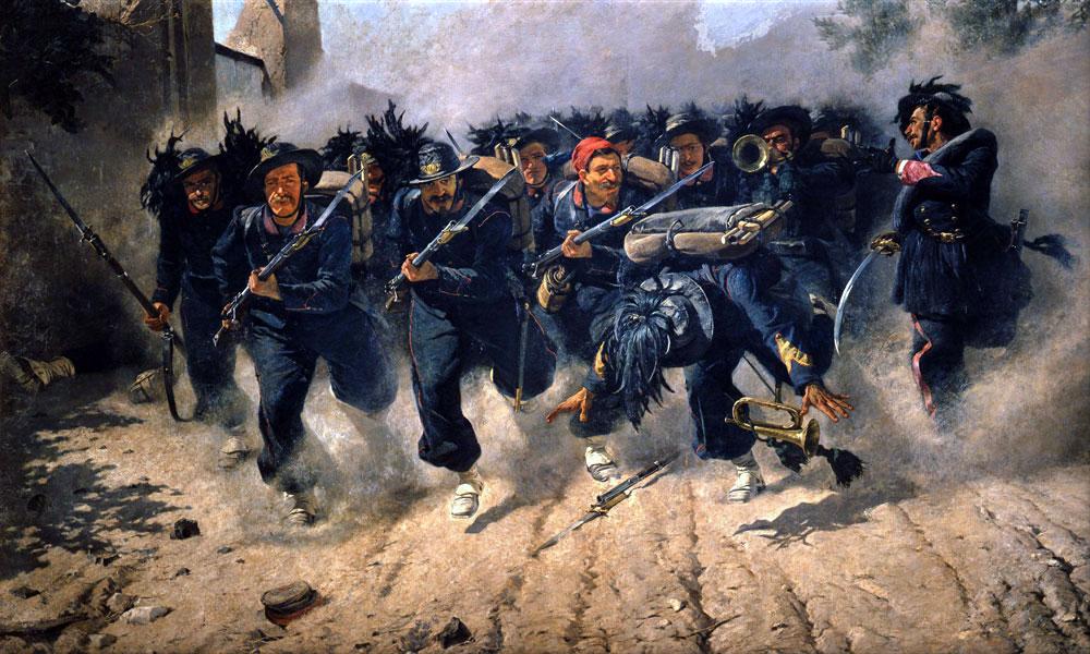 21 e 22 marzo: Collezionismo a Napoli, il Memorial Correale Bersaglieri