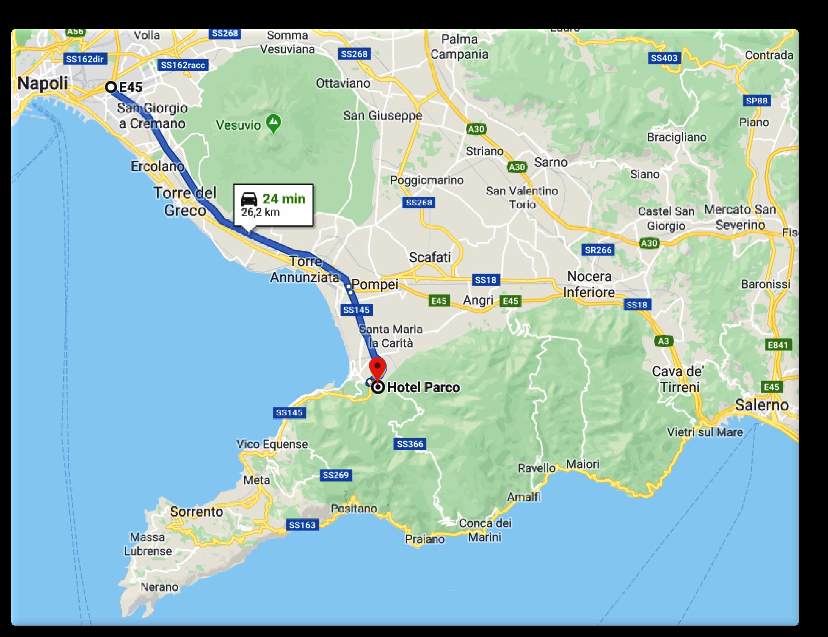 21 e 22 marzo: Collezionismo a Napoli, il Memorial Correale Mappa